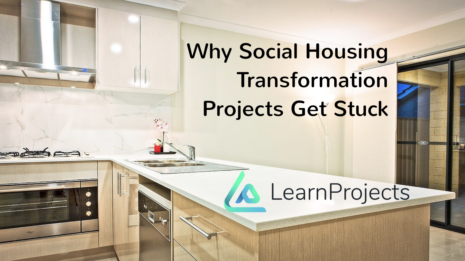 Why social housing transformation projects get stuck